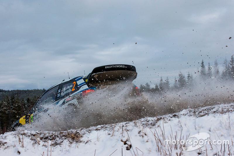 Яри-Матти Латвала и Миикка Анттила, Volkswagen Polo R WRC