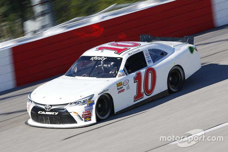 Matt DiBenedetto, Toyota