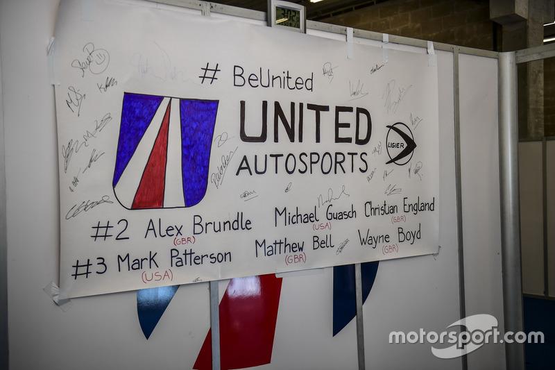 Logo: United Autosports