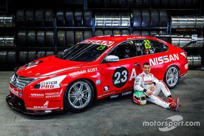 Nissan Motorsport livery announcement