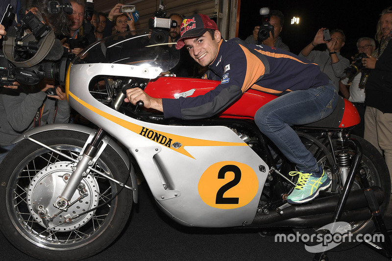 Dani Pedrosa, Repsol Honda Team with the Honda RC181