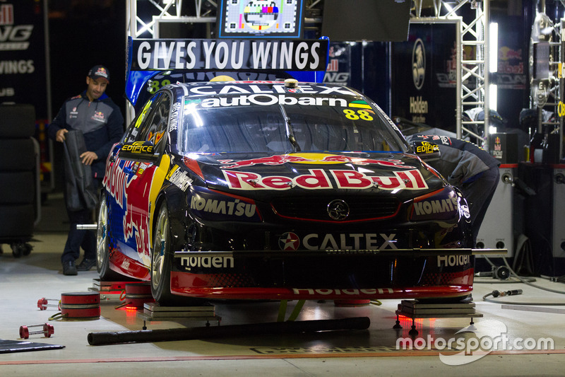 Jamie Whincup, Paul Dumbrell, Triple Eight Race Engineering, Holden