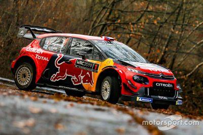 Citroën C3 WRC unveil