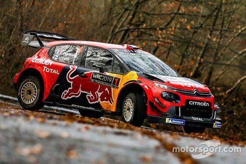 Onthulling Citroën C3 WRC