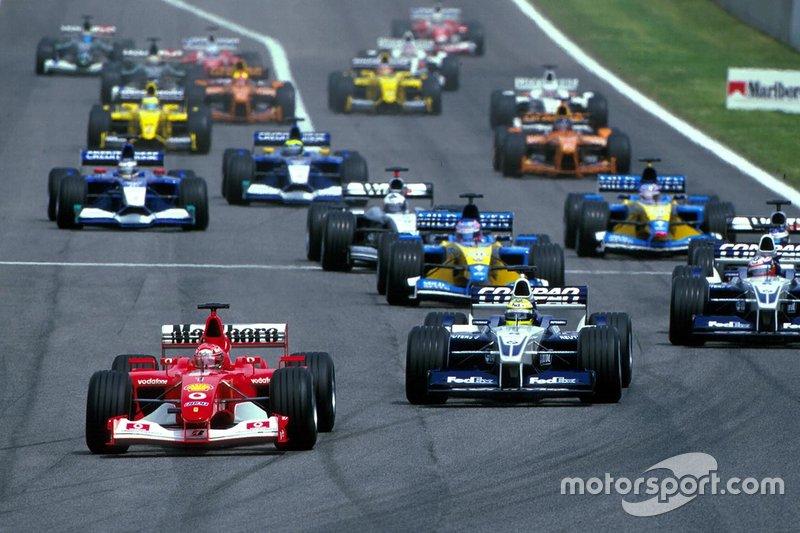 GP de España 2002