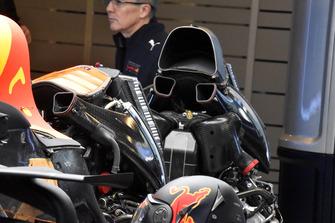 Red Bull Racing RB14, sostituzione del motore