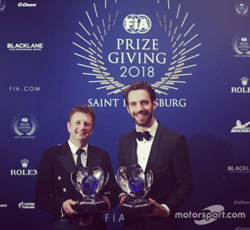 Fórmula E 2017 - 2018: Jean-Éric Vergne