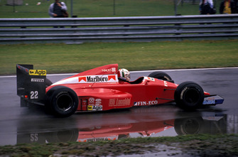Andrea de Cesaris, BMS Dallara Cosworth F189