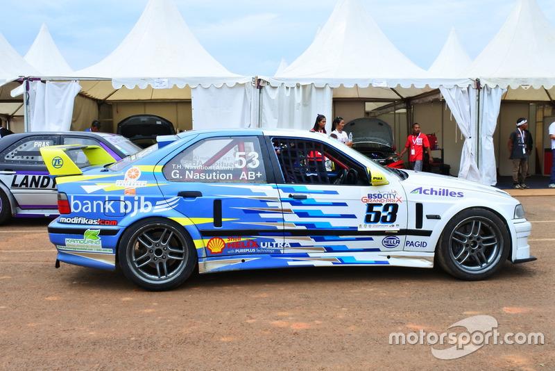 Gerry Nasution, BMW Team Astra, ETCC 3000