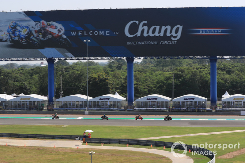 #3: Chang International Circuit (Tailandia) - 181,982 km/h