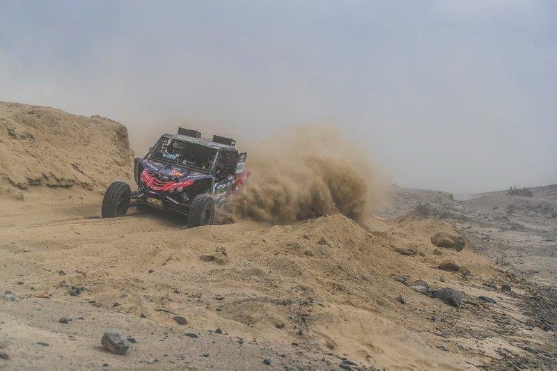 #361 SxS Casale Racing: Ignacio Casale, Americo Aliaga