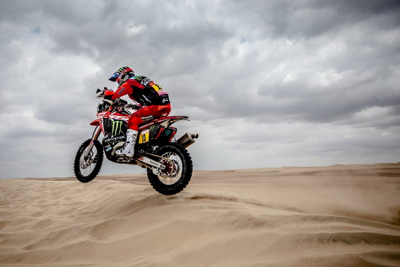 #10 Monster Energy Honda Team Honda: Хосе Ігнасіо Корнехо Флорімо