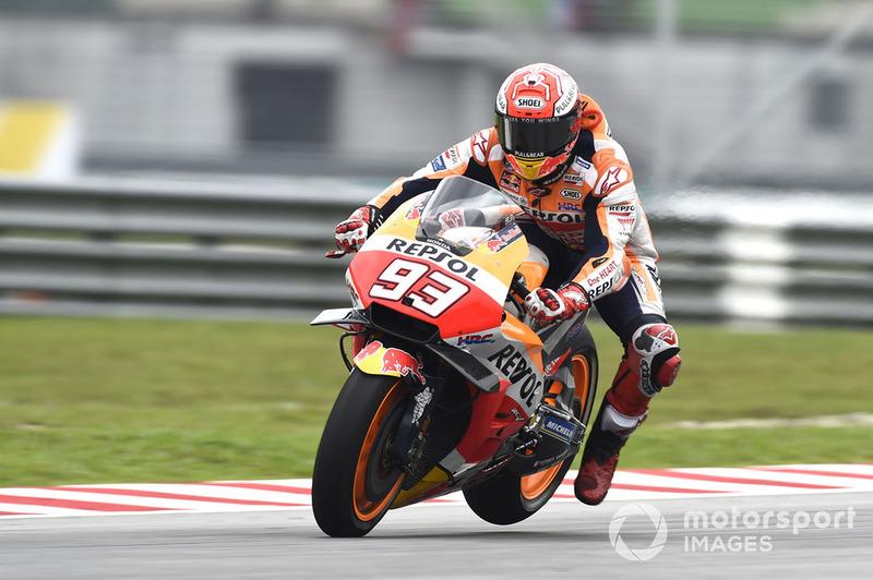 93 - Marc Marquez, Repsol Honda Team