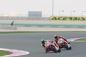 Eugene Laverty, Milwaukee Aprilia, Lorenzo Savadori, Milwaukee Aprilia