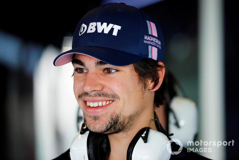 Ленс Стролл, Force India