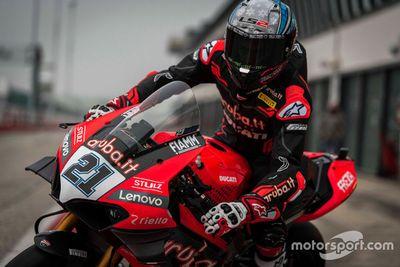 Tes Misano - Ducati WSBK