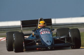 Joachim Winkelhock, AGS JH23B