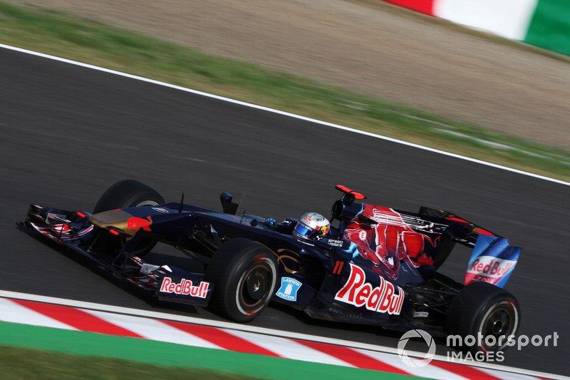 2009: Toro Rosso-Ferrari STR4