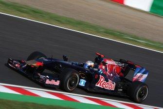 Jaime Alguersuari, Scuderia Toro Rosso STR4