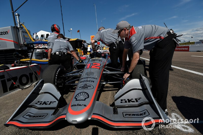Will Power, Team Penske Chevrolet IndyCar