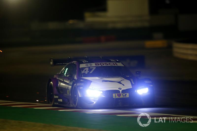 1. Joel Eriksson, BMW Team RBM, BMW M4 DTM