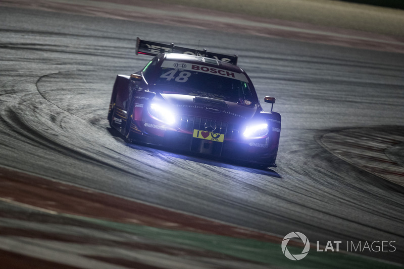 3. Edoardo Mortara, Mercedes-AMG Team HWA, Mercedes-AMG C63 DTM