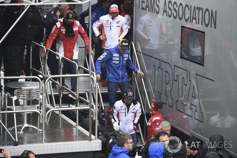 Хав'єр Сімеон, Avintia Racing, після засідання Комісії з безпеки