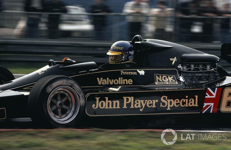 1. Grand Prix van Oostenrijk – Österreichring – 1978