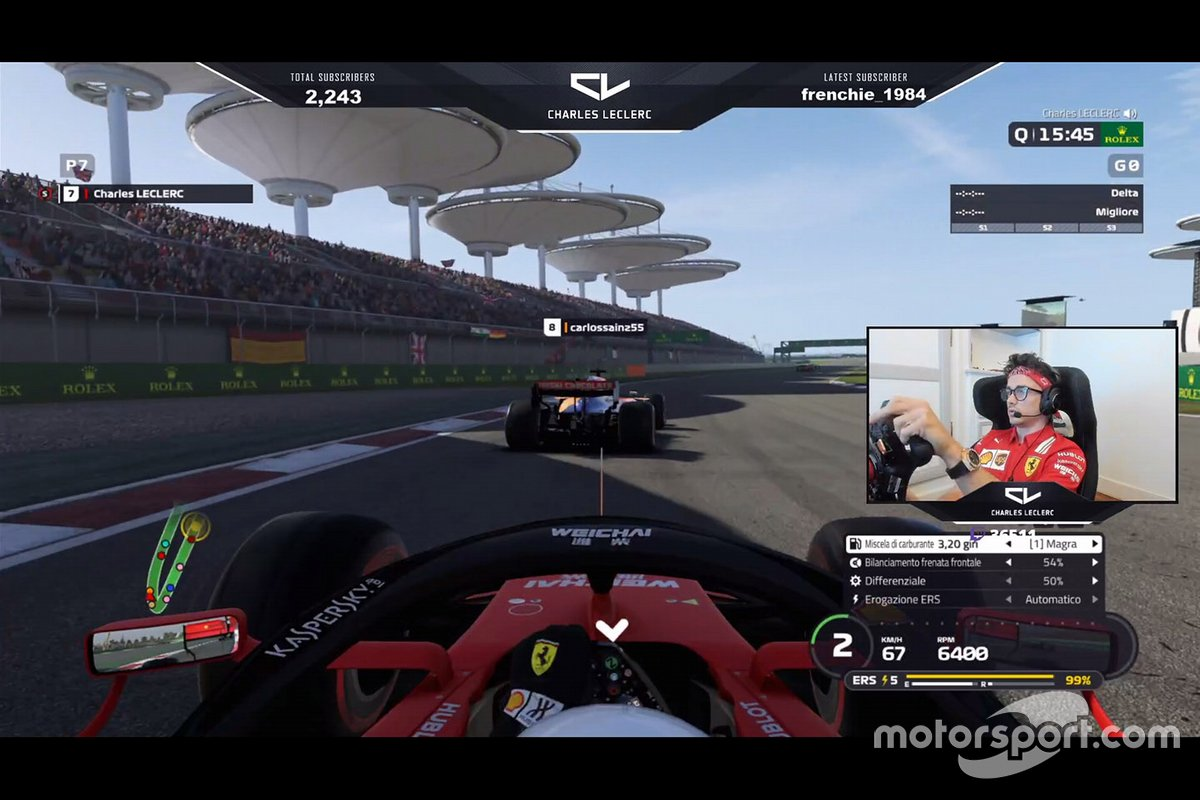 Formula 1 Virtual GP