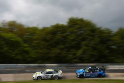 Aurel Schoeller, Christian Schmitz, Porsche 991 Carrera; Thomas Jaeger, Rudi Adams, BMW M235i Racing Cup