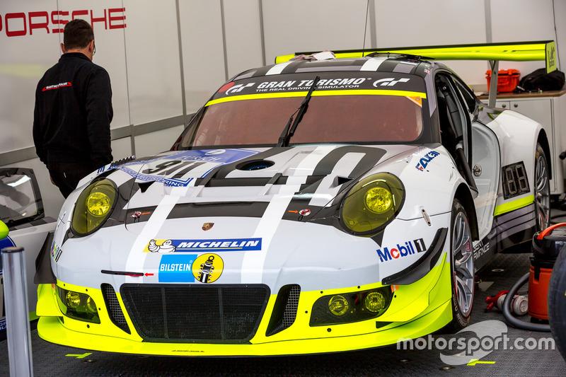 #911 Manthey Racing, 911 GT3 R: Nick Tandy, Kevin Estre, Rotthalmünster, Earl Bamber, Patrick Pilet
