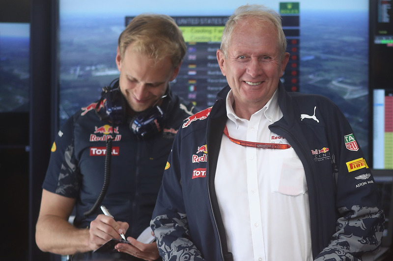 Dr. Helmut Marko, Red Bull, Motorsportberater