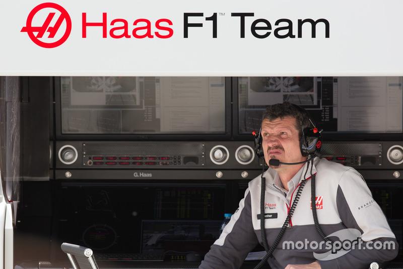 Mr.Haas ,Haas F1 team boss