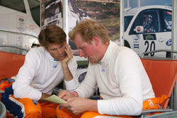 Marcus Gronholm and Andreas Eriksson