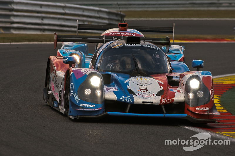 #9 Graff, Ligier JS P3-Nissan: Eric Trouillet, Paul Petit, Enzo Guibbert