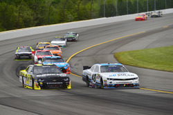 Brandon Jones, Richard Childress Racing, Chevrolet,; Brennan Poole, Chip Ganassi Racing, Chevrolet
