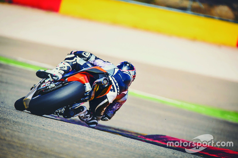 Randy de Puniet, KTM RC16