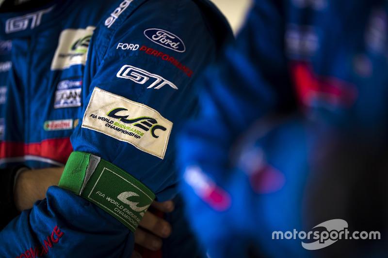 FIA World Endurance Championship badge