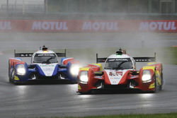 BR01-Nissan команды SMP Racing: Шон Гелаэль, Митч Эванс, Антонио Джовинацци