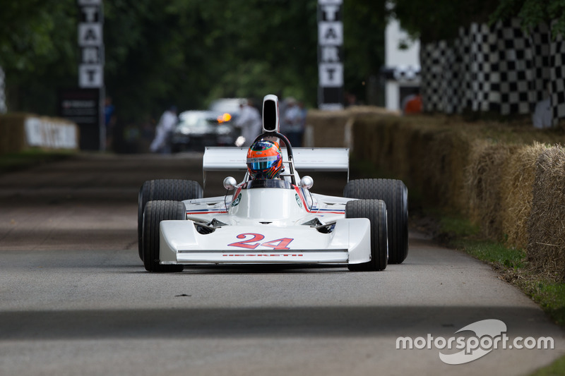 Hesketh-Cosworth 308 B -Jordan Grogor