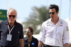 Toto Wolff, Mercedes AMG F1 Director de Motorsport
