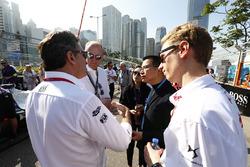 Alejandro Agag, Formula E CEO, CEO, Formula E, on the grid