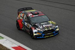 Pier Franco Uzzeni, Fausto Bondesan, Ford Fiesta WRC
