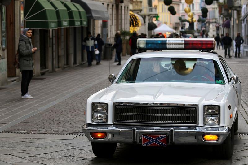 L'auto dello sceriffo di Hazzard