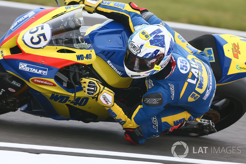 Mason Law, Team WD40