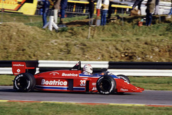 Alan Jones, Team Haas F1 Team/Lola THL1 Hart