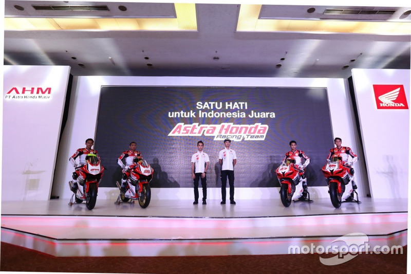 Astra Honda Racing Team 2018