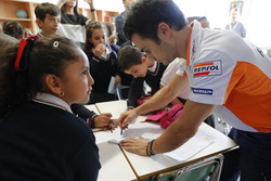 Дани Педроса, Repsol Honda Team