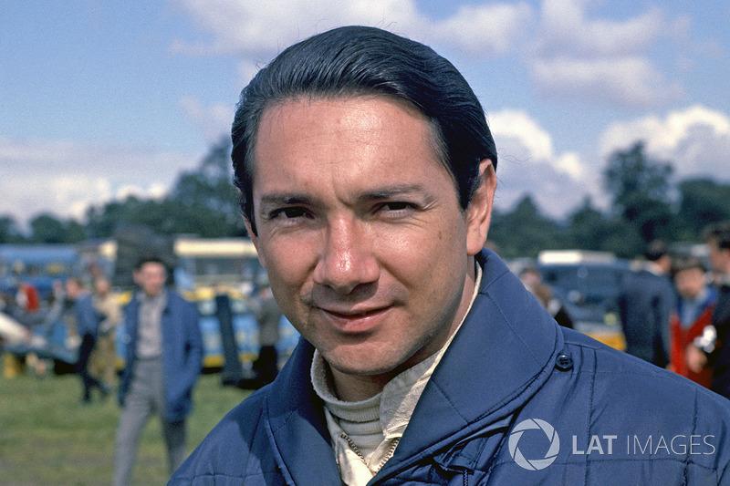Pedro Rodriguez (2 victorias)