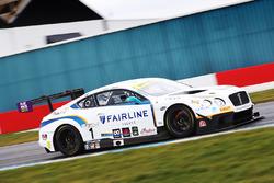 Rick Parfitt Jr., Ryan Ratcliffe Team Parker Racing Ltd Bentley Continental GT3